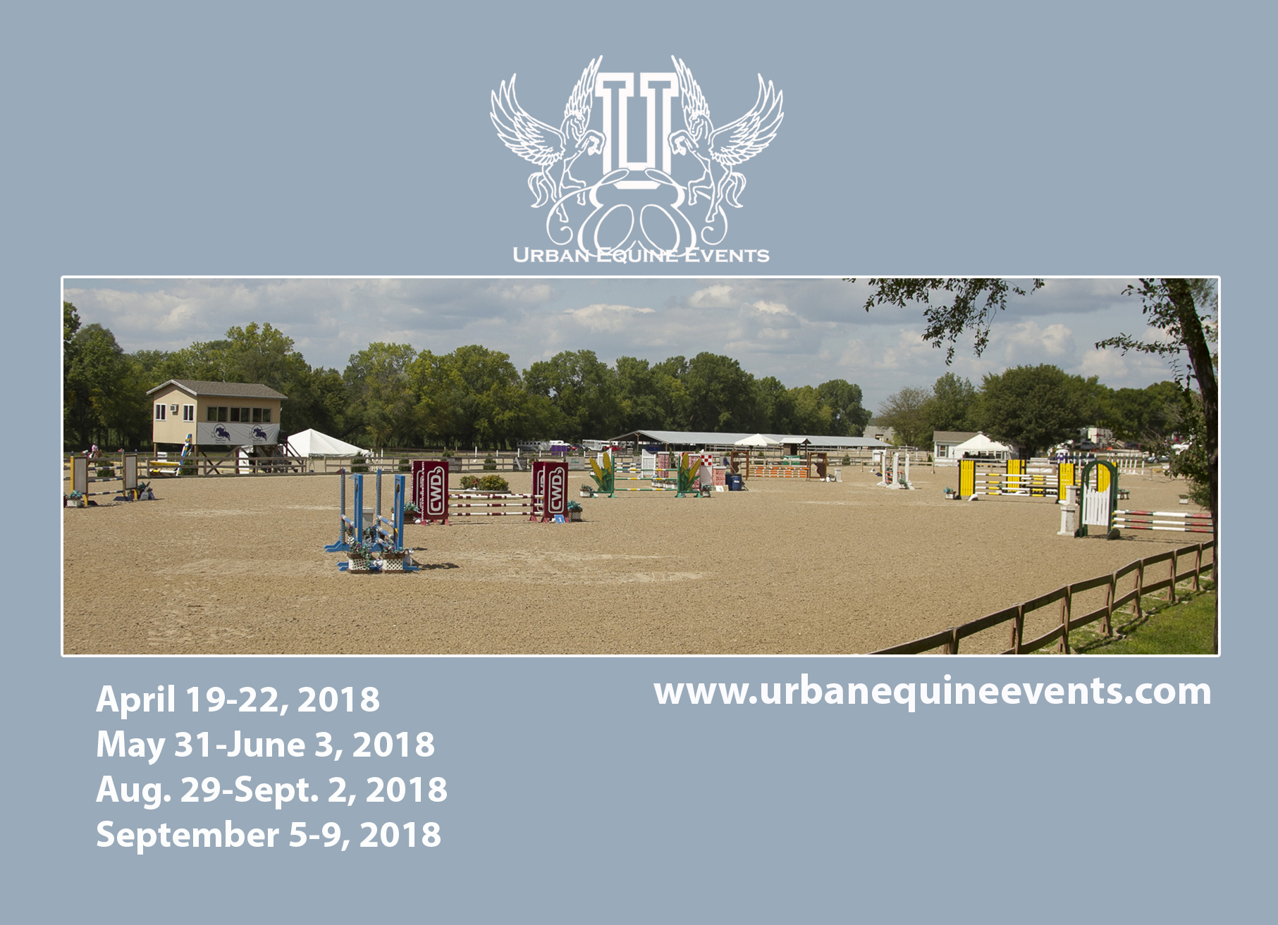 2018 UEE Shows at Quail Run!
